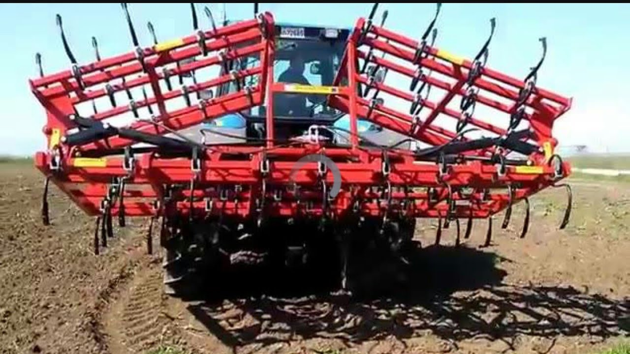 Tractor new technology 2019