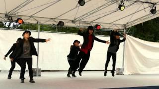 2015/09/26難波の宮跡 OSAKAキッズダンススマイルフェスティバ...