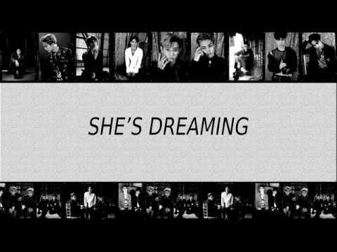 EXO - She's Dreaming (EASY Lyrics)