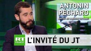 Vœux de Macron : «Un discours qui est à la limite de l'insulte» ,selon Antonin Péchard