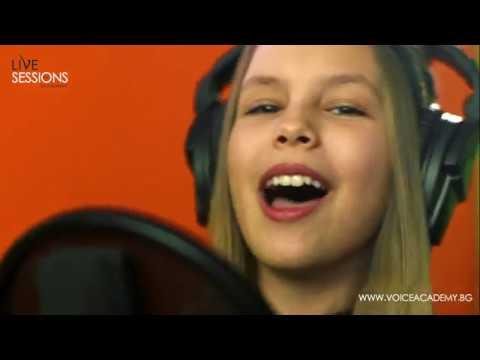 VA  Studio Sessions - Evgenia Radeva - Lips Are Movin cover