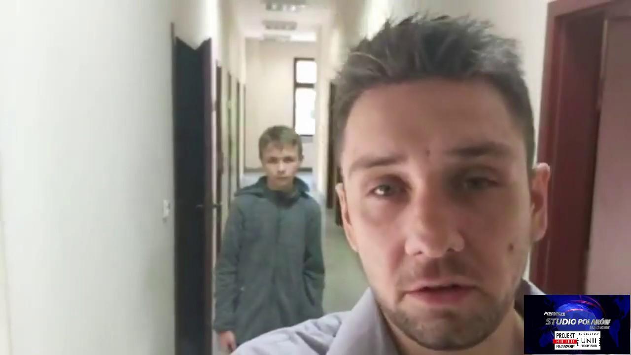 Nieróbstwo prokuratora z Brzegu i strach chłopca przed swoim oprawcą