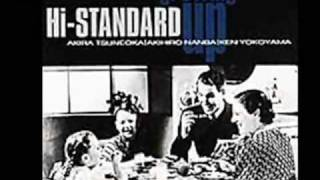 Hi Standard - summer of love - Growing Up - 1996 A long hot summer ...