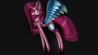 Speedpaint ~ Look, I am Rainbow Dash!! Right?