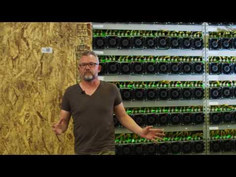 Giga Watt's Super High Density Racks
