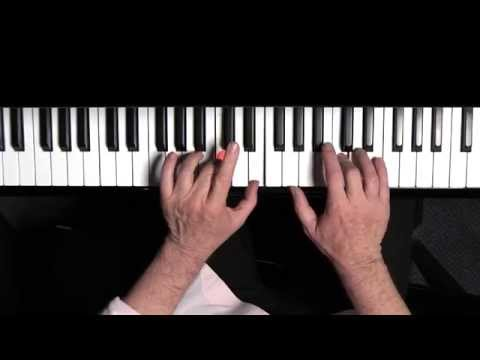 Learn to play Bach's First Prelude in C - Part 1.