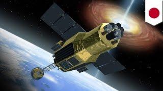 ASTRO-H: Japan space agency's $265 million satellite breaks into pieces - TomoNews