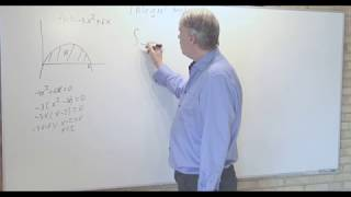 Integralregning, areal mellem funktioner: Tips til skriftlig eksamens uden hjælpemidler