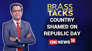 Clashes & Chaos Erupts In National Capital   Brass Tacks With Zakka Jacob   CNN News18