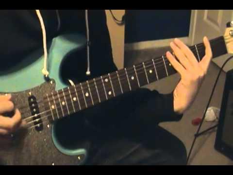 Guitar cover for 115 by Elena Siegman