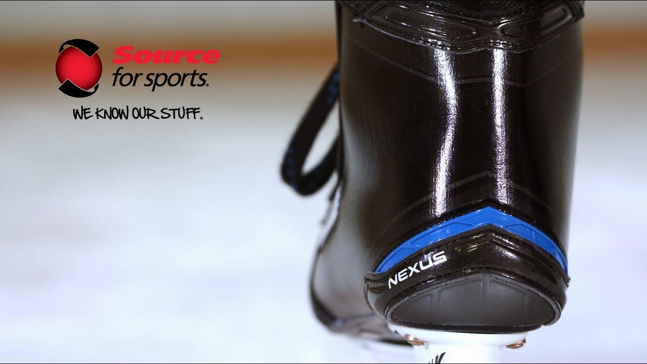 1dae4b0292a Review  Bauer Nexus 1N Hockey Skates