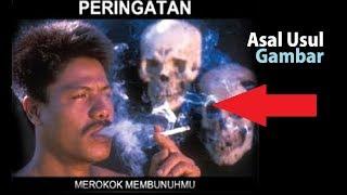 Sejarah di balik Sosok Misterius Gambar Peringatan Rokok Membunuhmu