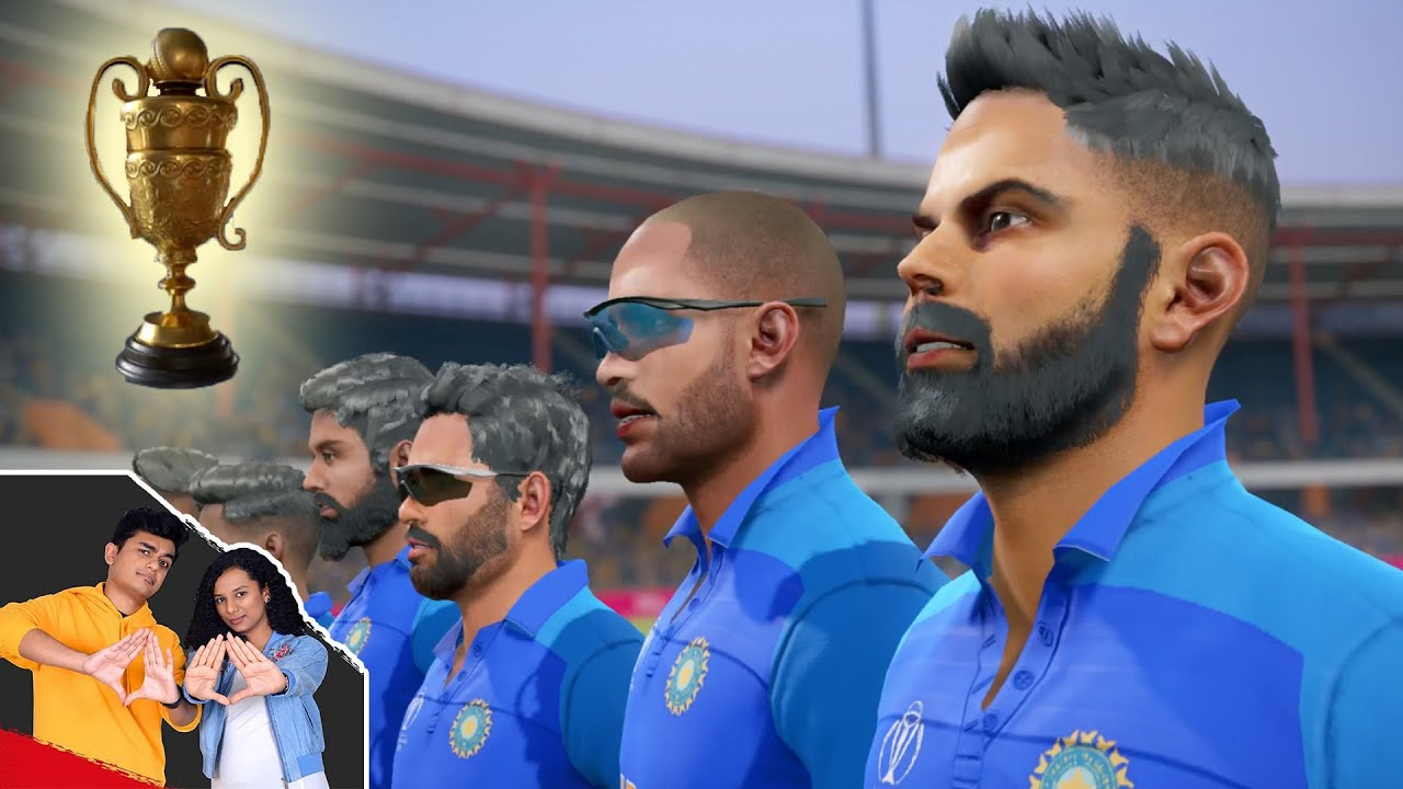 Championship with India in Cricket 19 | SlayyPop