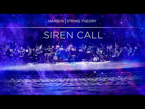 HANSON - STRING THEORY - Siren Call (Full Song)