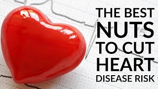 Do you know the healthiest nuts to eat for your heart? a small handful of can pack diet with filling protein, fiber, unsaturated fats, and importan...