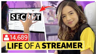 A Day in the Life of a Twitch Streamer | Pokimane