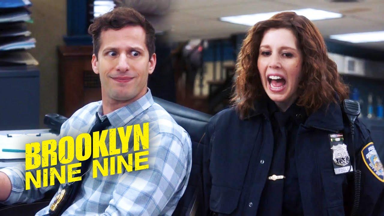 Debbie's Acting Suspicious | Brooklyn Nine-Nine