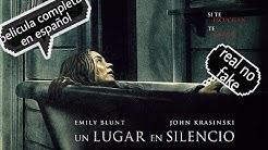 Un lugar en silencio pelicula completa en español( A Quiet plase)|Anii Gomez