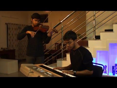 Sun Saathiya - Disney's ABCD 2 | Piano and Violin Duet