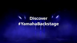 #YamahaBackstage - Unveiling the 2020 models