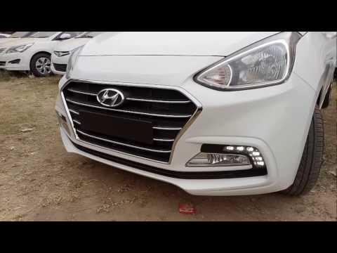 Hyundai Xcent S Feautres interior 2017 facelift model,