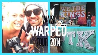 I WAS IN A MOSH PIT?! | WARPED TOUR 2014 Thumbnail