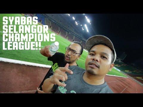SYABAS SELANGOR CHAMPIONS LEAGUE | Hari Bolasepak Komuniti Selangor 2017 | #AkuTurunStadium