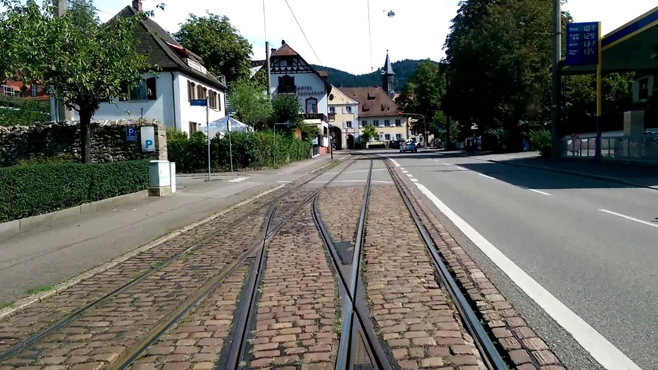 Linie 2 Freiburg