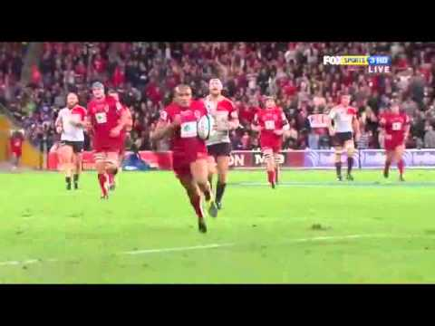 Queensland Reds - Super Rugby Champions 2011 - Tribute