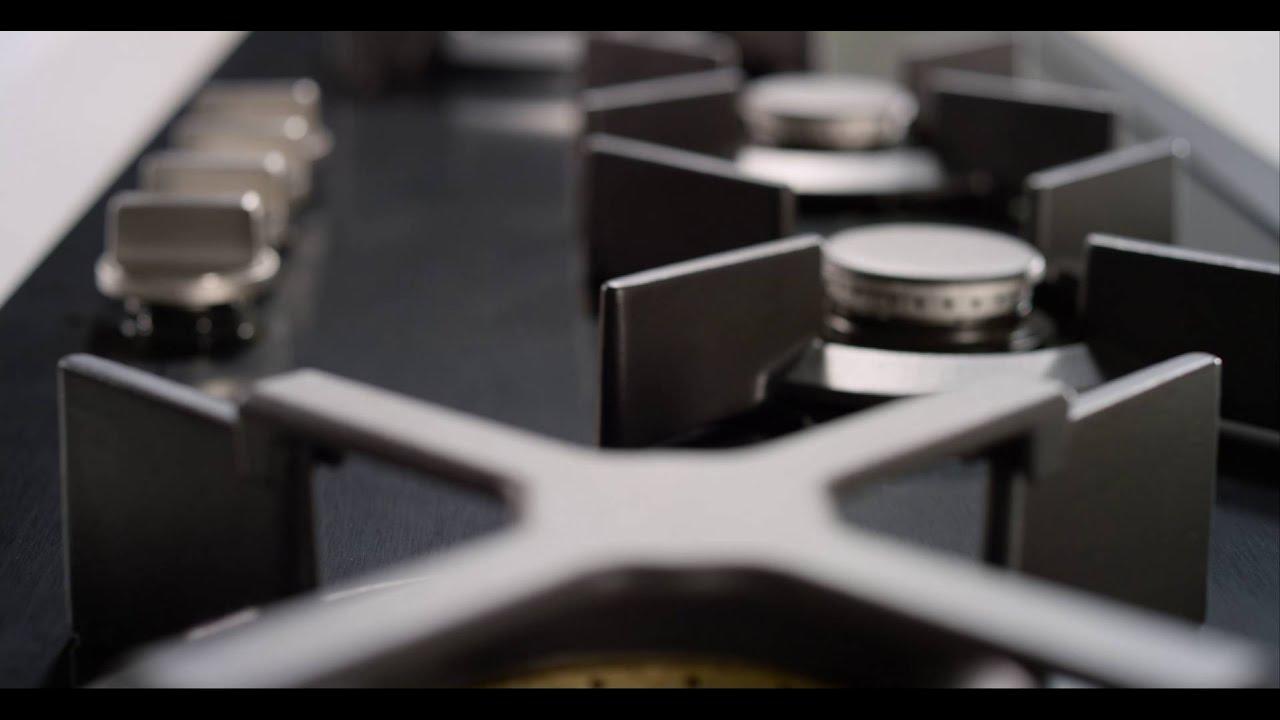 Piano Avec Four Gaz table de cuisson au gaz panoramique magna   atag