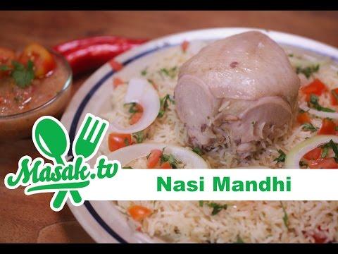 Cara Membuat Nasi...