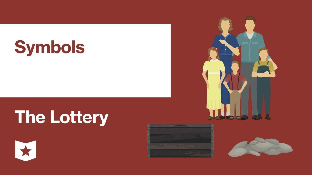 The Lottery by Shirley Jackson   Symbols