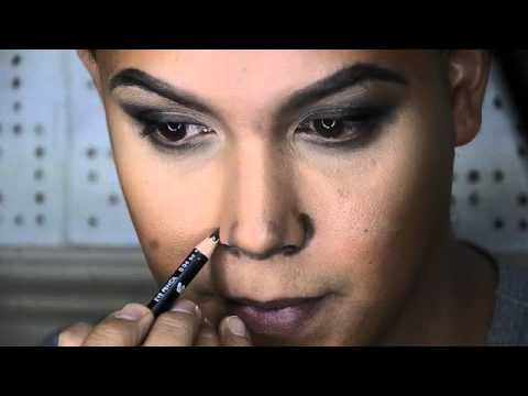 PAOLO BALLESTEROS MAKE-UP TRANSFORMATION: BEYONCE