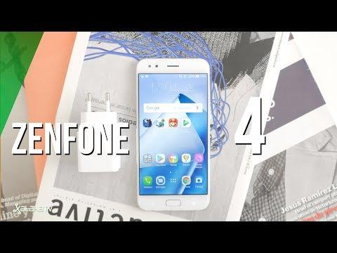 ASUS Zenfone 4, análisis: gran autonomía con diseño continuista