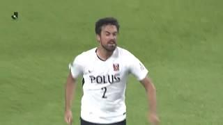 2018年4月11日(水)に行われた明治安田生命J1リーグ 第7節 神戸vs浦...