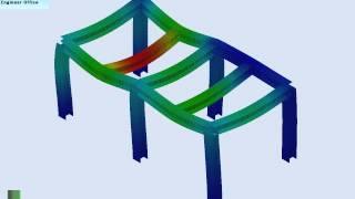 강구조물 구조계산