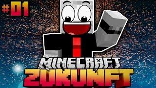 ES ist ALLES ganz ANDERS! - Minecraft Zukunft #01 [Deutsch/HD]