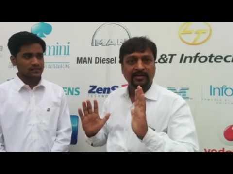 Inetrview By Prof Pramod Dastoorkar TPO – Mr Kiran Bhame From Yardi Software –Salary