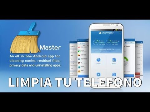 Clean Master- Space Cleaner & Antivirus & Free Ram Android