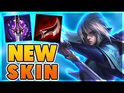 *NEW* ENDURING SWORD SKIN (CRAZY ANIMATION) - BunnyFuFuu