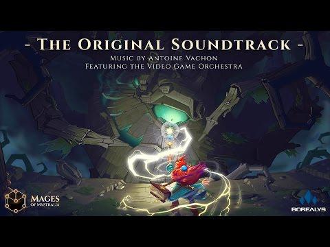 Mages of Mystralia - Complete Original Soundtrack