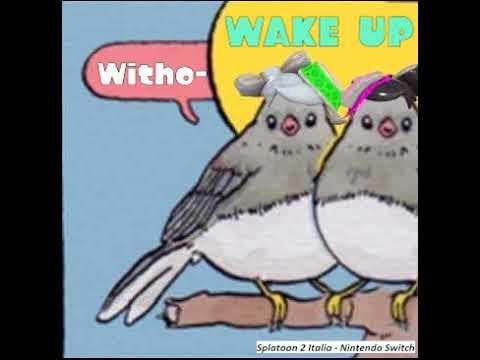 Splatoon 2 Annoyed Bird Meme - YouTube
