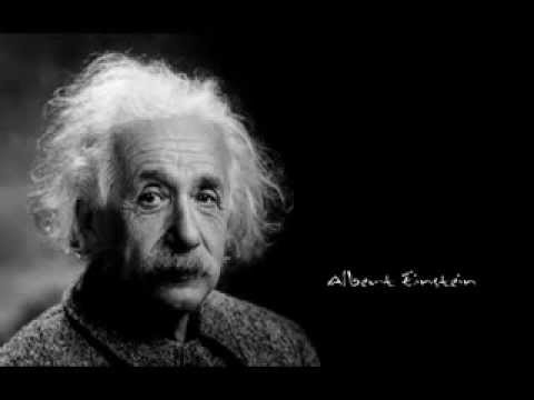 The Common Language of Science - Albert Einstein