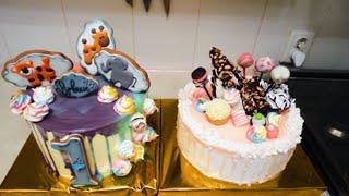 Как украсить торт / How to decorate  cake