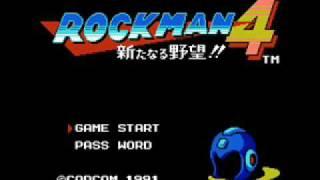 Mega Man 4 - Final Boss Music