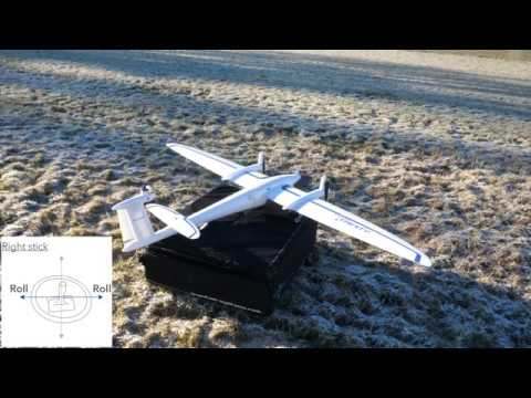 Quantum-Systems - Trinity UAV - Performing a Mission - YouTube