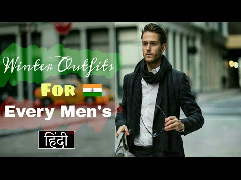Winter Clothing Tip's For INDIAN MEN | Men's Style India | Desi Gabru Men's Fashion