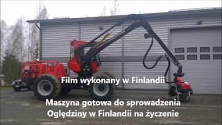 Xgiełda HARVESTER KOMATSU 901.4 na sprzedaż