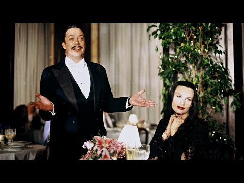 Tim Curry as Gomez Addams