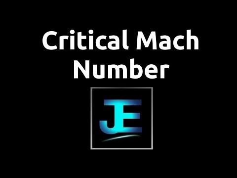 Explained: Critical Mach Number [Airplanes]